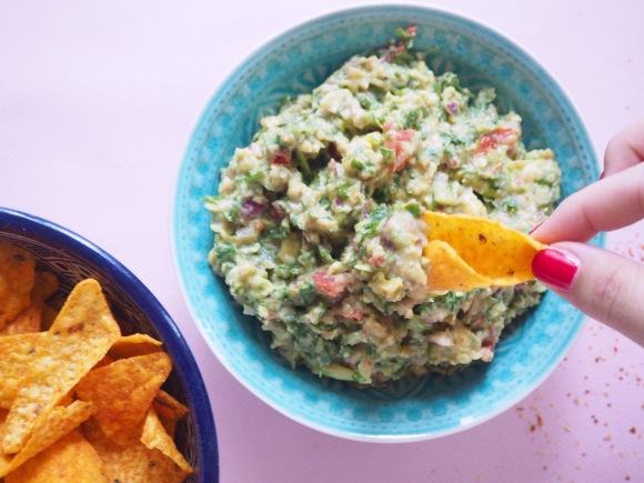 les-merveilleuses-recettes-guacamole-facile